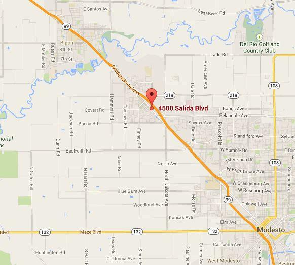4500 Salida Boulevard suite D-E, Salida, CA, 95368