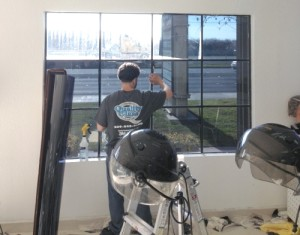 commercial window tinting installation resized