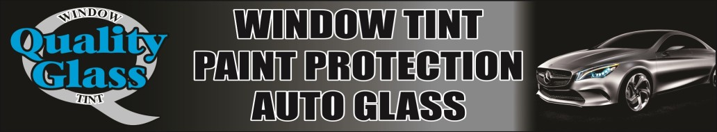 Quality Auto Glass Window Tint